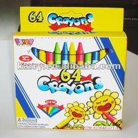 HUGE Assortment of 64colors pencil twistable crayons Coloring Colors School Kids Arts & Crafts