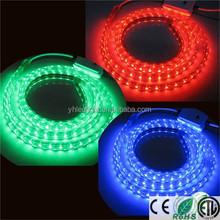 60LEDs/Meter SMD5050 led smd flex holiday led strip lights 50m/Roll outdoor