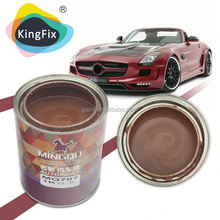 hot best sell high gloss metallic colors car paint white