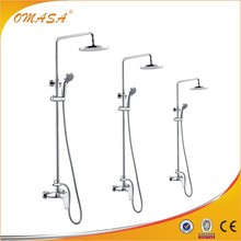 Bathroom accessories roman tub faucet set