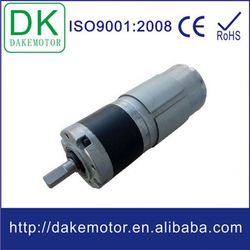 diameter 36mm dc planetary motor motorcycle electric motor