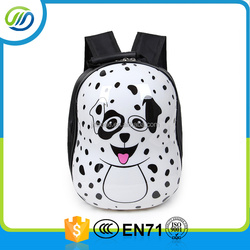 Competitive price dog cartoon picture children backpack bag