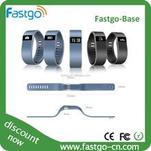 2015 promotion activity bracelet tracker super mini pedometer