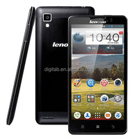 Original phone 5.0'' Lenovo P780 MTK 6589 Quad Core 1GB/4GB smart phone P780 Lenovo
