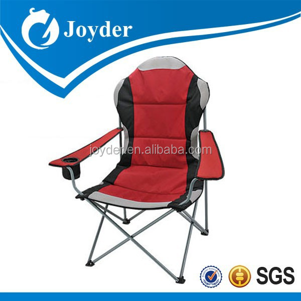 Folding Chair 2015 New Products 600d Giant Folding Camping Chair With Cuphold