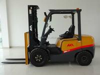 3 ton Imported diesel forklift truck ,Japanese Isuzu C240 engine powered