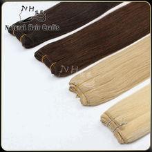 Natural Productos para el cabello 2013 nuevo de la llegada con Encanto Precio al por mayor 5A dibujado doble recto indio de la V