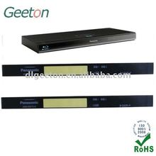 Flat Nameplate Panel for DVD Player