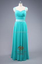 100% Real image formal evening prom dresses Free Sexy Prom Dress HMY-D449 Pleating chiffon long dresses