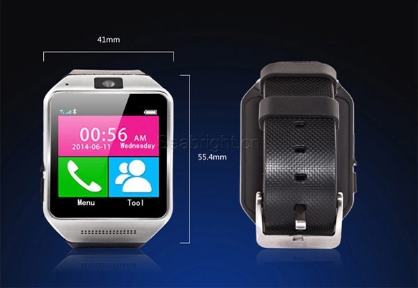 Super HD screen Bluetooth Smart Watch with sim card slot