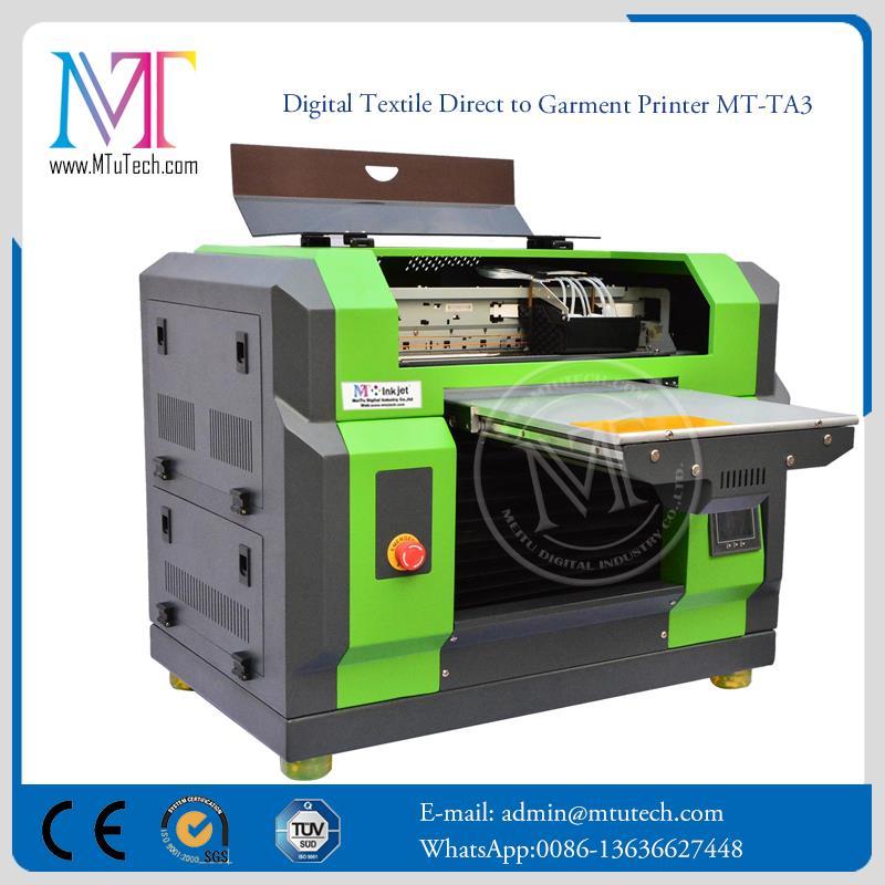 Refretonic Dijital CMYK 4 Renk 1440 dpi kullanılan tekstil baskı makinesi