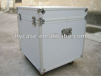 Aluminum Heavy-Duty Aluminium Flight Case With Foam, Flight Case Road Trunk Flight Case for Transportion