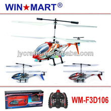 WM-F3D106 3.5 channel mini rc helicopter