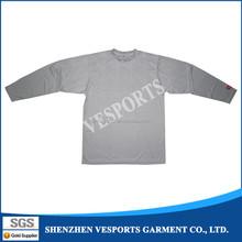 Sublimation Printing long sleeve Sports T-Shirt