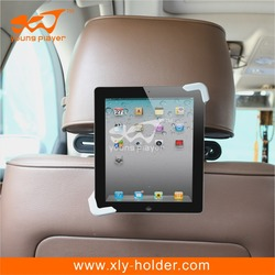 Universal Adjustable Car Backseat Headrest Tablet Mount Holder for 6 inch to 12 inch Tablet GPS DVD Player Galaxy iPad mini