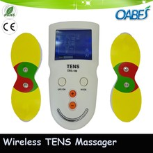 oabes hot products wireless TENS massager for personal use