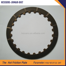Made in China 24 T steel clutch friction plate for excavator