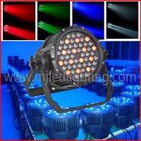 hot sell &newly Waterproof led par64 54 3w RGBW outdoor lighting fixture