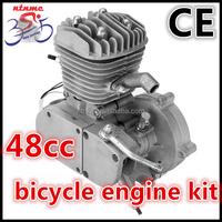 Bicycle/kick start 48cc 80cc Bicycle Engine Kit / Gas Motor Power Engine Bike, High Quality Gas Bicycle Engine Kit