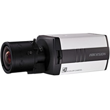 hikvision 600 TVL Box Camera,high resolution day/night CCD camera cctv camera