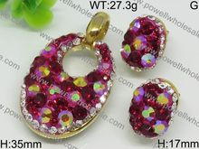 2015 factory price jewelry sets natural semi-precious jewelry manufacturers istanbul turkey