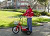 hub motor adult three wheel scooter, ES-064