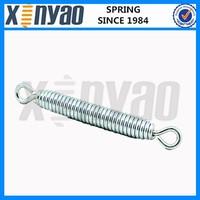 Custom exercise equipment tension springs