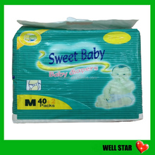 baby cloth nappy printed adult diaper No odor washable nappies suppliers of disposable diaper
