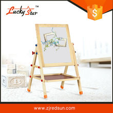 A2/A3/A4 Portable magnetic cartoon picture drawing board with legs and easel for kids