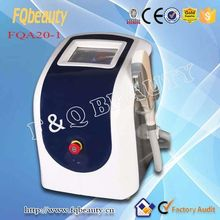 2015 Hot sale promotion quick permanently hair removal device portable ipl shr