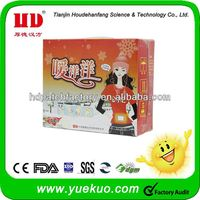 2013 high quality health care product wholesale instant heat patch with CE FDA ISO