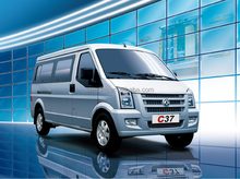 LHD/RHD Dongfeng well-being C37 mini bus for sale 9 passenegers car for sale in UAE