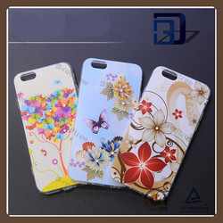 Hot selling amazing colorful printed custom case for iPhone 6S