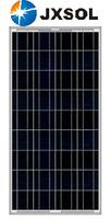 A grade cell high efficiency 150w poly crystalline solar panel