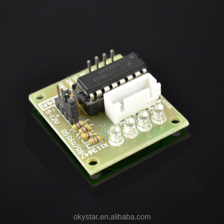 High quality with factory price! Stepper Motor Drive Board (UL2003) Test Board Motor Control Module