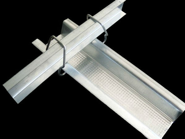 Stretch Ceiling Grid Components Metal Furring Channel