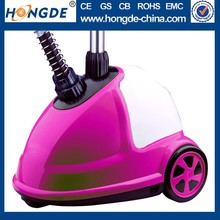 China professionalmanufacturer & factory customized high quality colorful garment steamer