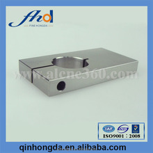 Customized cnc spare components precision steel lathe machined parts
