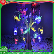 Multicolor Flashing Plastic Hanging Clip Wholesales
