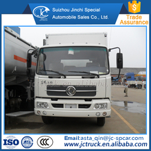 Low price RHD refrigerated truck body ckd Chinese Supplier