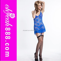 High fashion hot open mature women adult nighty pajamas sexy lingerie sexy baby doll