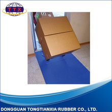 Cellular rubber sheeting in roll rubber door mat in roll