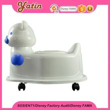 2015 Direct Factory! pp plastic baby potty chair