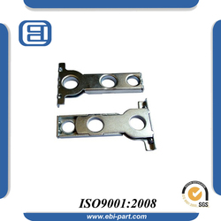 oem cnc metal fabrication with anodize