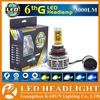 6G Car LED Headlight 9004 hi low 3000LM led front light