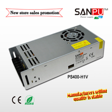 SANPU CE ROHS PS Standard type Metal 400w 24v switching led power supply