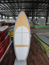 well-balanced EPS wooden 4'5'' most popular wake surf board