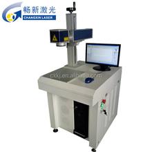 Multifunctional fiber laser marking machine for metal / jewellery / hard plastic