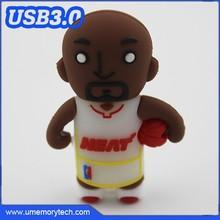 Basketball NBA Hearts team shaped 1gb 2gb 4gb 8gb 16gb 32gb 64gb pendrive