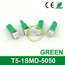 Wholesale led tube t5 T5-1smd led car interior 5050 chip auto bulb led